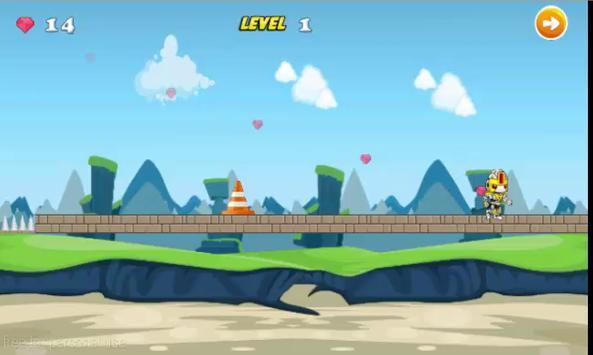Robot Boy Game screenshot 5