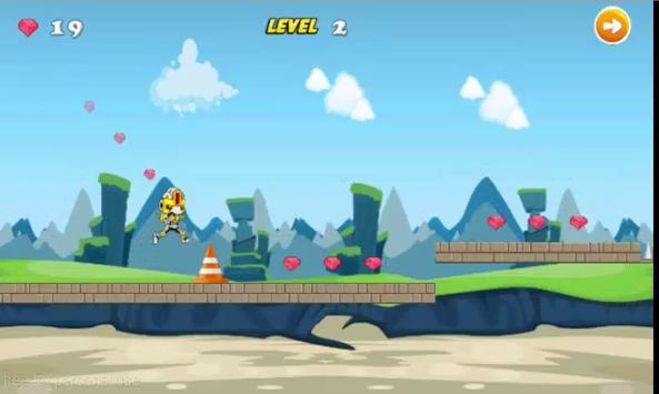 Robot Boy Game screenshot 6