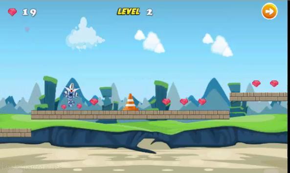 Robot Boy Game screenshot 7