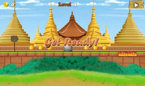 Temple Rush Game screenshot 2