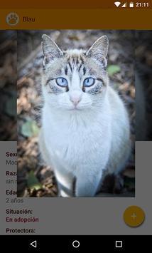 Adoptaloo mascotas en adopción apk screenshot