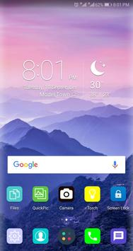 Mate 20 Theme for Huawei/Honor poster