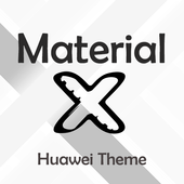 Material-X Theme For Huawei icon