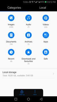 Material-X Theme For Huawei screenshot 7