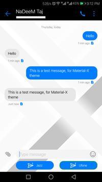 Material-X Theme For Huawei screenshot 2