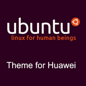 Ubuntu Theme for Huawei icon