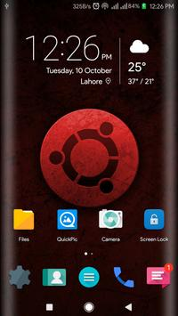 Ubuntu Theme for Huawei poster