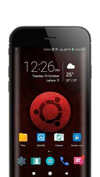 Ubuntu Theme For Huawei Emui 5/8 poster