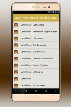 Jenni Rivera-como tu mujer apk screenshot