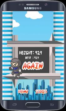 City Ninja Jump screenshot 2