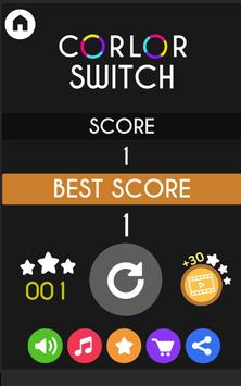 Color Switch! screenshot 1