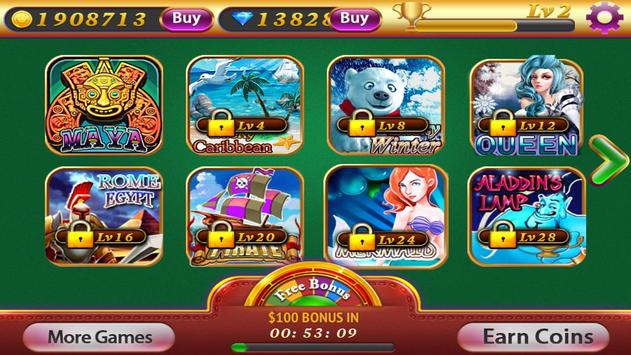 Slots 2017:Free Slot Machines screenshot 19