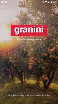 GRANINI – Información comercial poster
