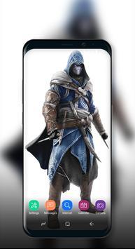 Creed Assasins Wallpapers for fans apk screenshot