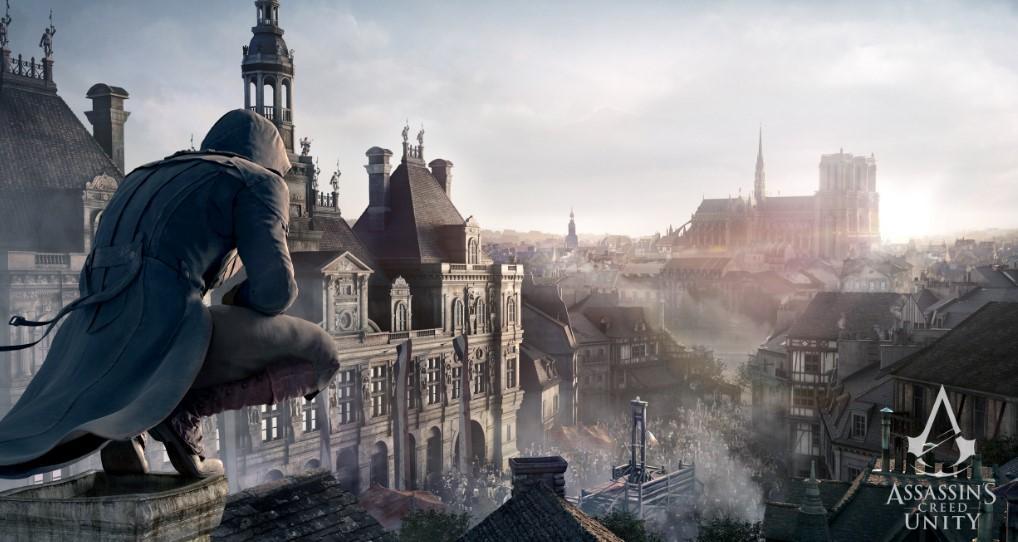 Assassin Creed Unity Hd Wallpaper для андроид скачать Apk