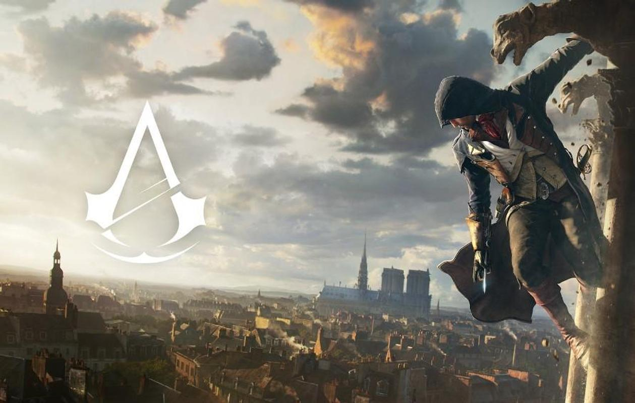 Assassin creed unity hd wallpaper for android apk download - Assassin s creed unity wallpaper ...