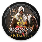 Assassin's Creed Origins HD Wallpapers icon