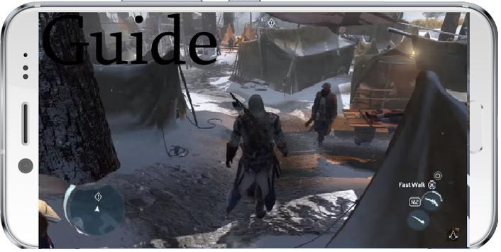 Guide Assassin's Creed III apk screenshot