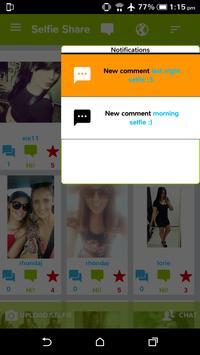 Selfie Share apk screenshot