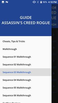 Guide for Assassin's Creed Rogue screenshot 1