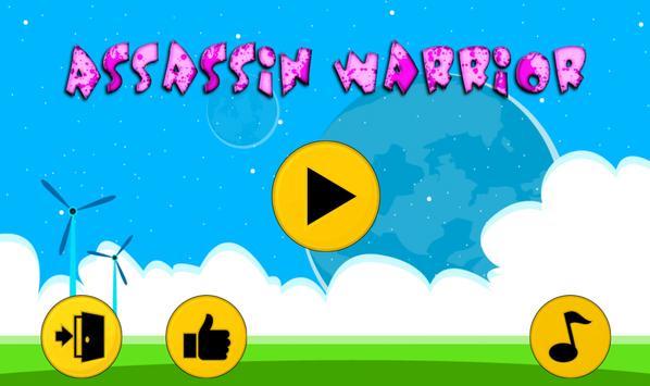 Assassin Warrior poster