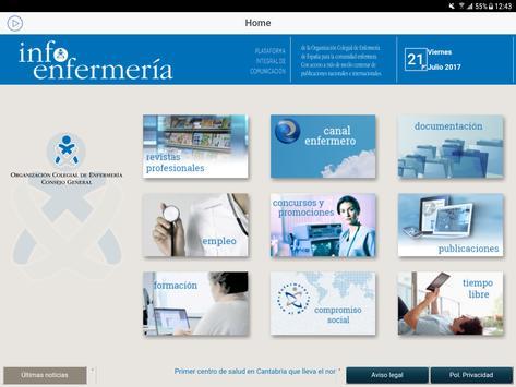 infoEnfermeria screenshot 1