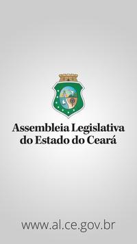 Assembléia Legislativa Ceará poster