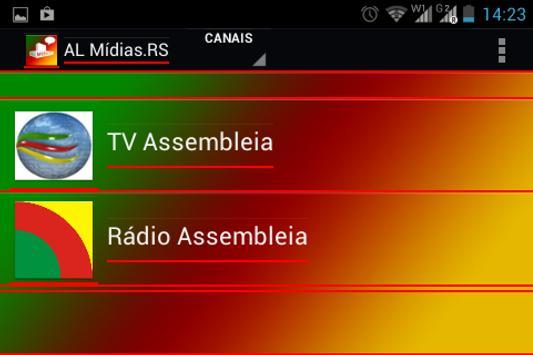 AL Mídias.RS apk screenshot