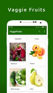 VeggieFruits screenshot 1