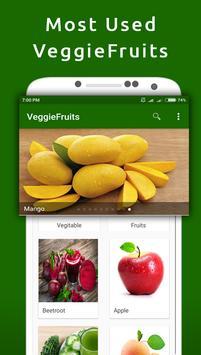VeggieFruits screenshot 2