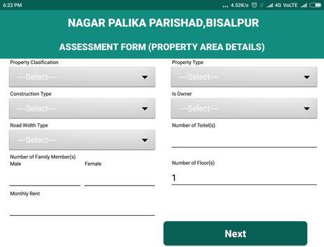 ULB Assessment screenshot 18