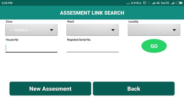 ULB Assessment screenshot 6