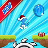 Super Smurfy Adventure Run icon