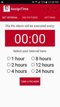 Assign Time screenshot 1