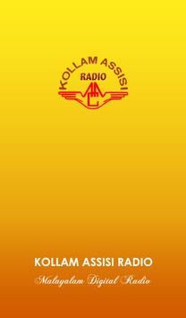 Kollam Assisi Radio apk screenshot