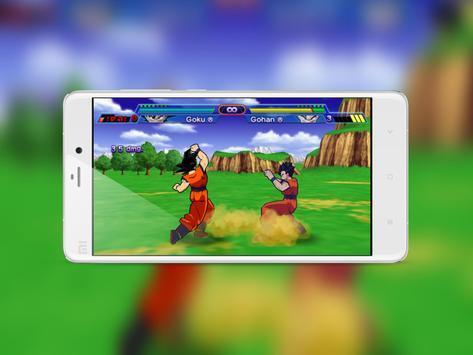 Goku Super Saiyan Battle Budokai. poster