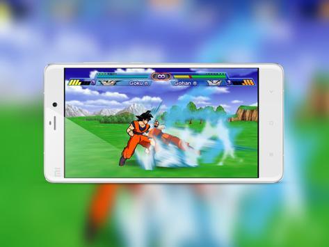 Goku Super Saiyan Battle Budokai. screenshot 1