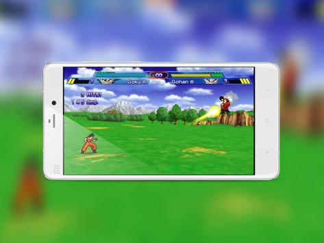 Goku Super Saiyan Battle Budokai. screenshot 2