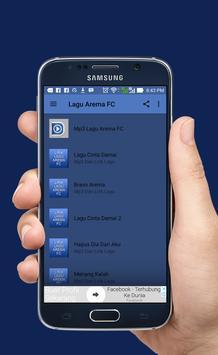 Lagu Dan Lirik Arema FC Terlengkap screenshot 6