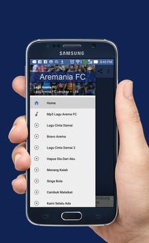 Lagu Dan Lirik Arema FC Terlengkap poster