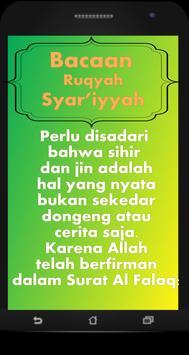 Bacaan Ruqyah Syar'iyyah apk screenshot