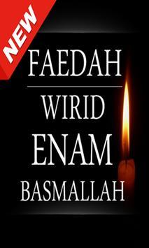 Wirid Enam Basmallah poster