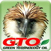 Green Technology Oil icon