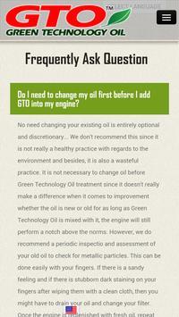Green Technology Oil screenshot 3