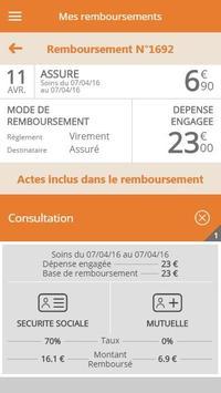 ASPBTP MUTUELLE 100% SANTE apk screenshot