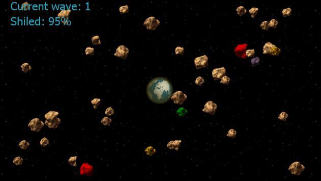 Space Attack apk screenshot