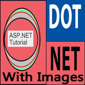 Asp dot net tutorial icon