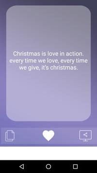 Christmas Wishes 2016 apk screenshot