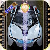 Car Zipper Screen Lock icon