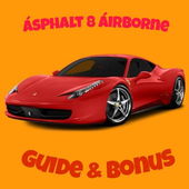 Ásphalt 8 Guide & Bonus icon